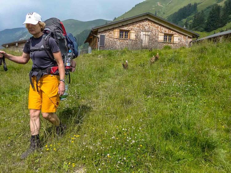 Alpenueberquerung Mit Fuehrer Von Oberstdorf Nach Meran