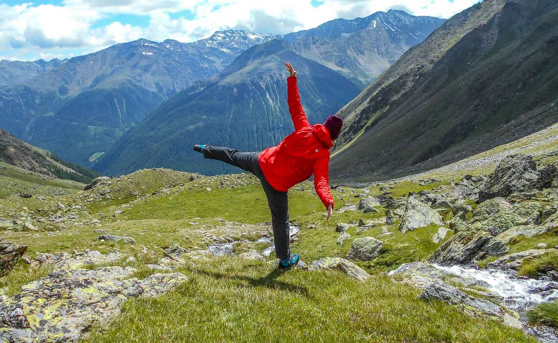 Alpenueberquerungen Mit Bergfuehrer