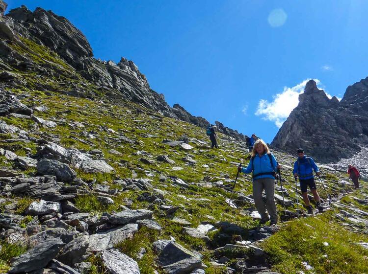 Alpenueberquerungen Nach Meran