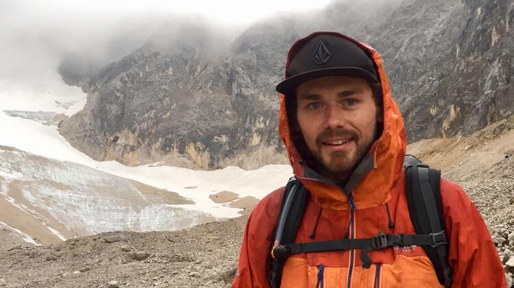 Bergfuehrer Hermann Pape Im Hoellental Auf Die Zugspitze