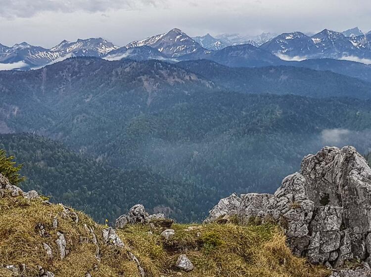 Bergwelt Rund Um Tegernsee