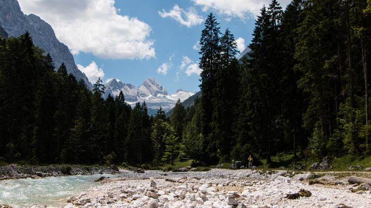 Der Weg Der Erstbegeher Ueber Das Reintal Zur Zugspitze