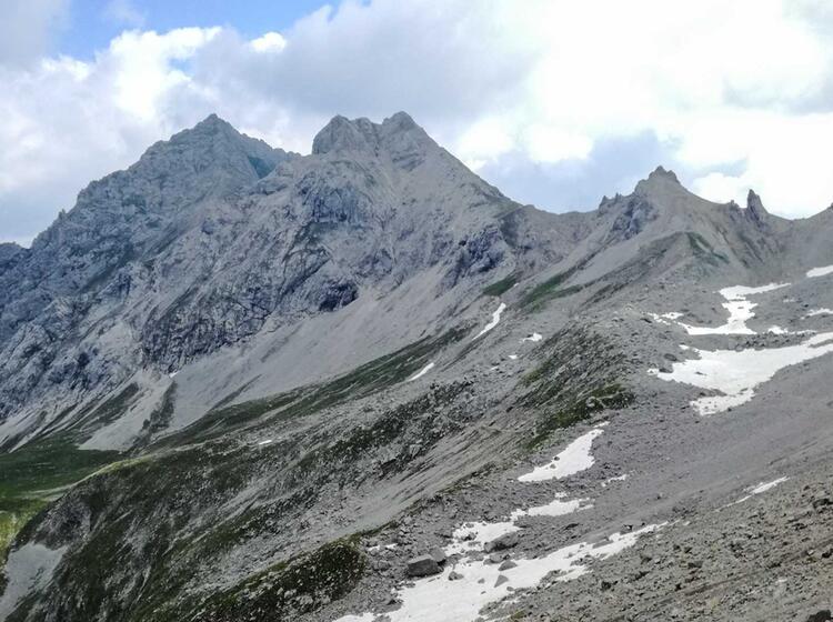Die Alpen Uberqueren Von Garmisch Nach Meran