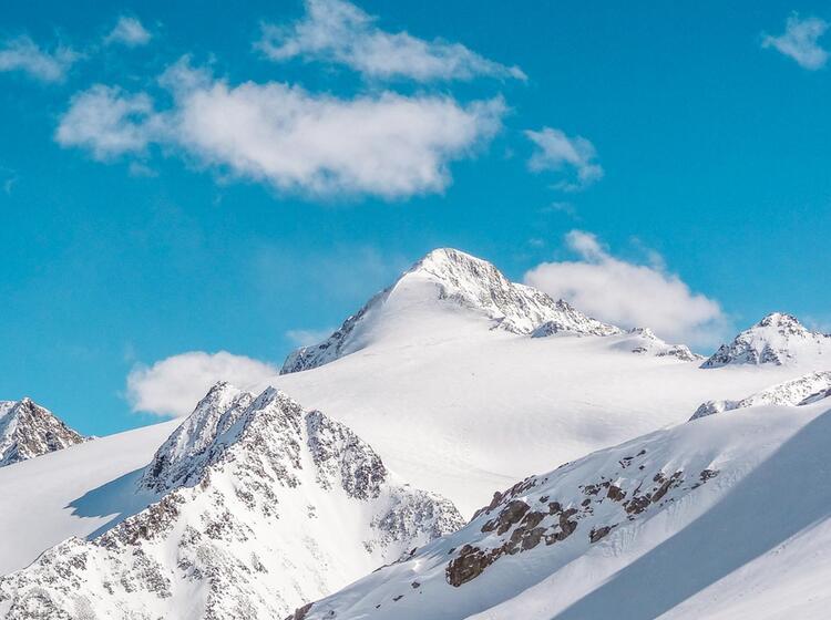 Die Venter Runde Im O Tztal Mit Skitour Zur Wildspitze