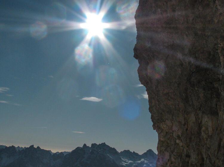 Dolomiten Kletterwoche