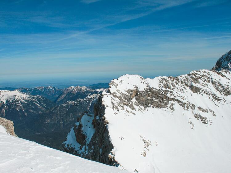 Freeriden In Garmisch In Der Neuen Welt