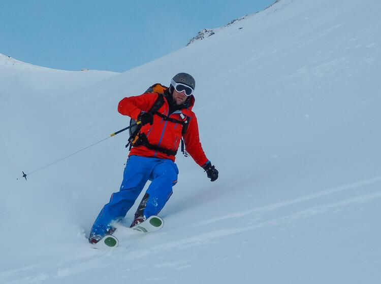 Freeriden In Garmisch