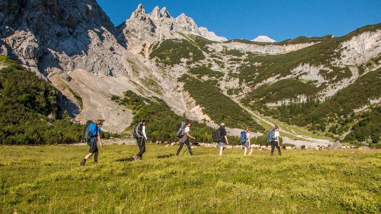 Gefuehrte Tour Auf Die Zugspitze