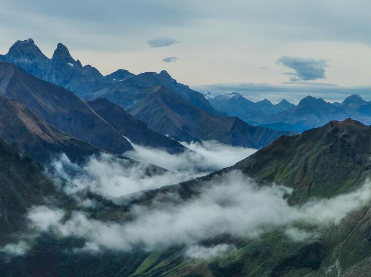 Gefuehrte Tour Ueber Die Alpen Von Oberstdorf Nach Meran