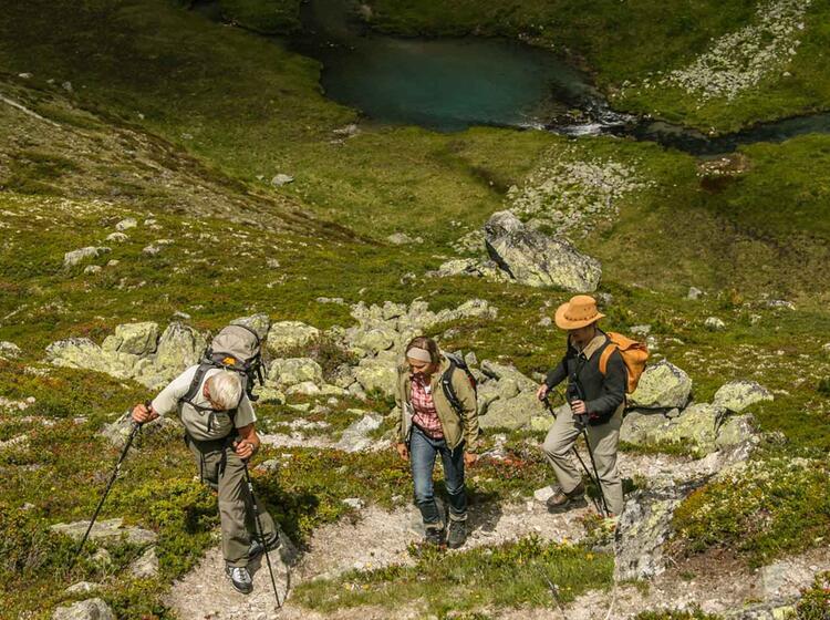 Gefuehrte Wanderungen In Den Ammergauer Alpen