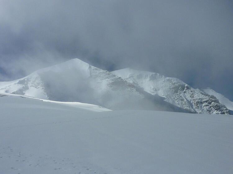 Gipfel Besteigung Des Piz Palue Mit Bergfuehrer