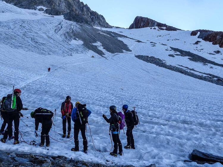 Gut Vorbereitet Auf Den Mont Blanc Mit Akklimatisation