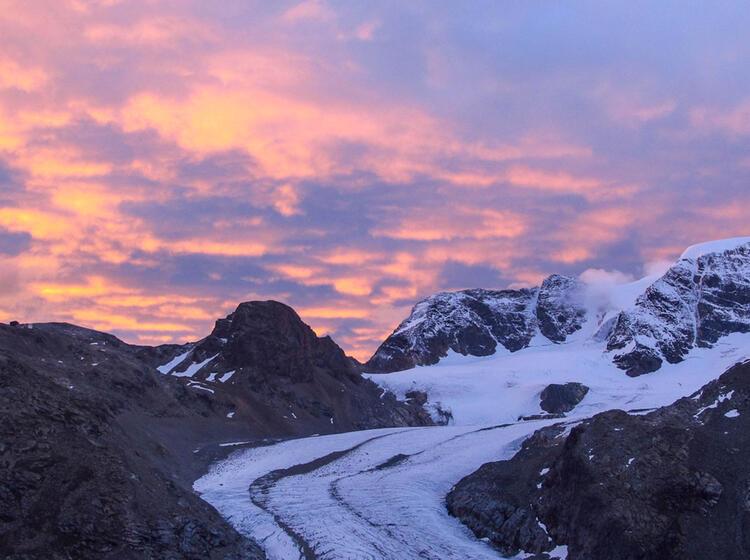 Hochtouren In Der Bernina Mit Bergfuehrer