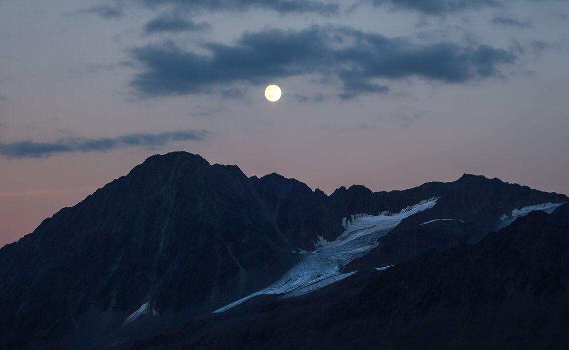 Hochtouren Woche Im Oetztal Mit Bergfueher