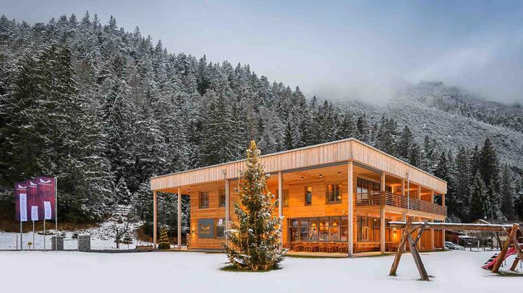 Hotel Lechzeit Winter