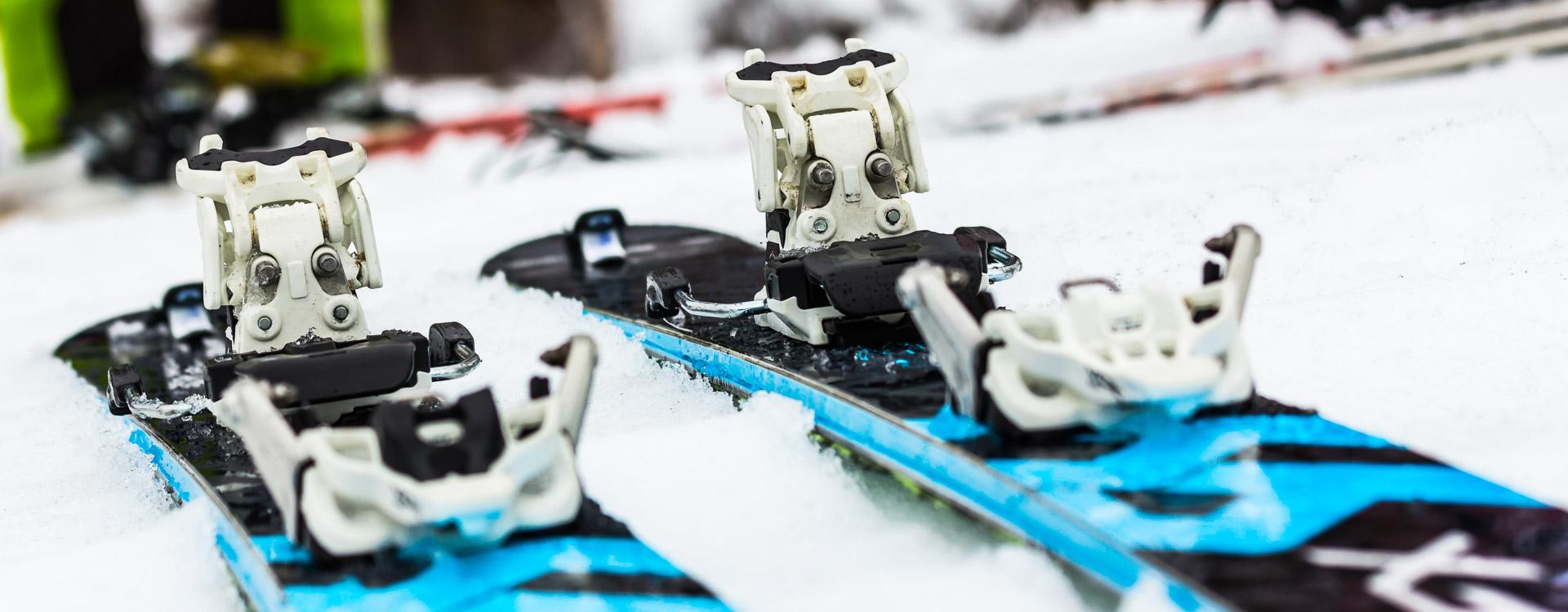 Kaestle Skier fuer die Bergfuehrer
