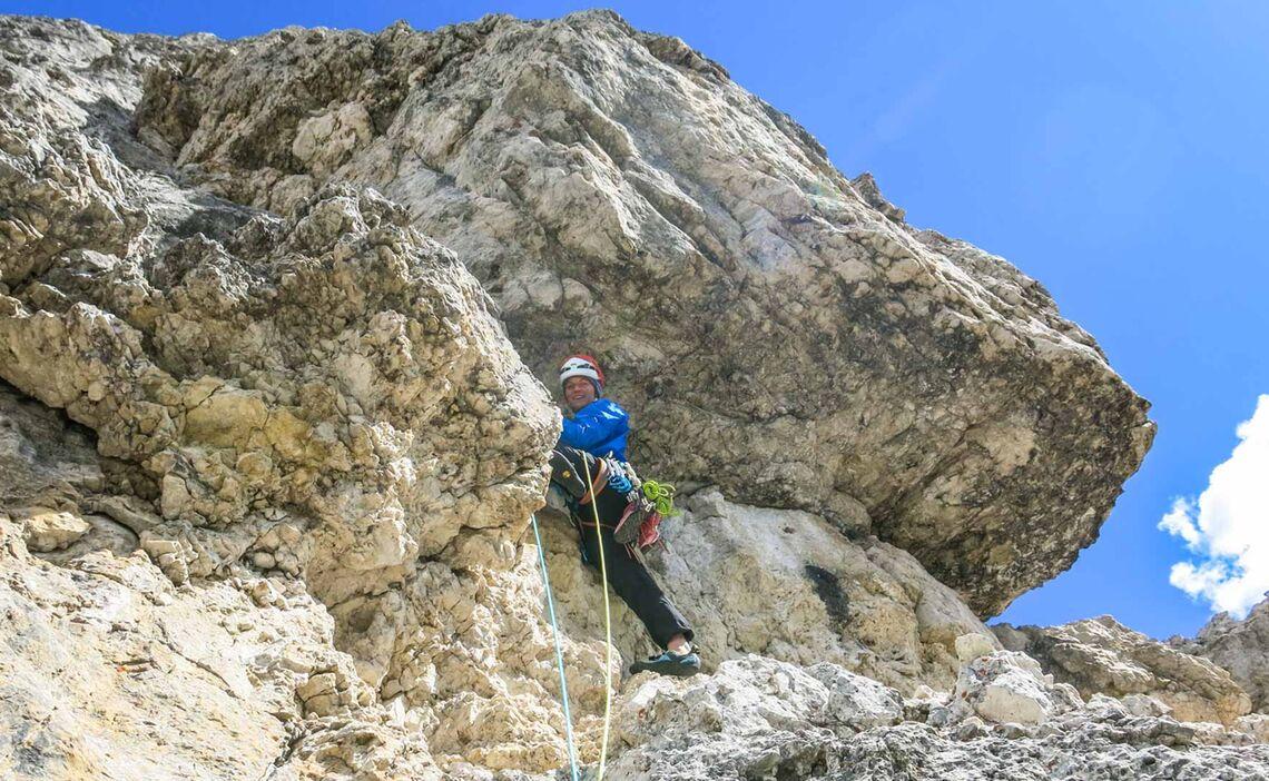 Kasnapoff Klettern In Den Dolomiten