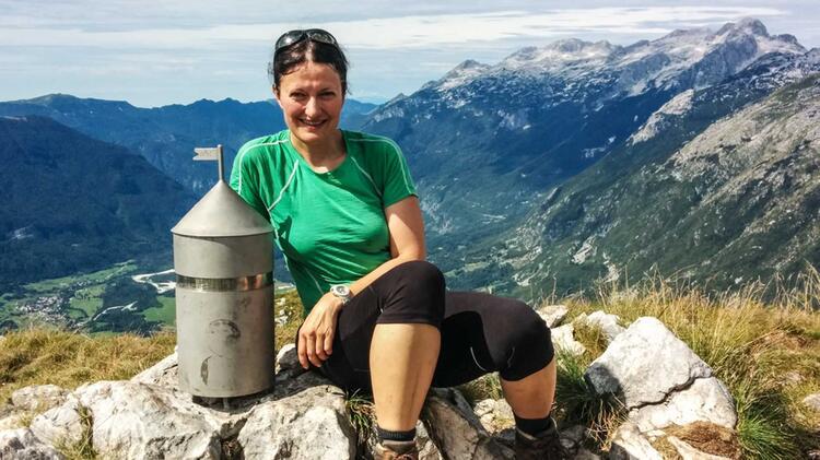 Katja Doerig Ist Gepruefte Bergwanderfuehrerin Fuer Alpenueberquerungen Nach Meran