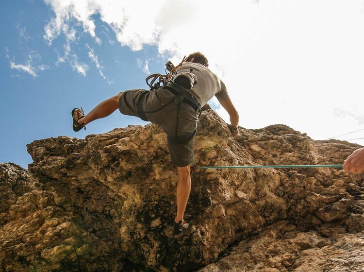 Kletterkurs Am Gardasee