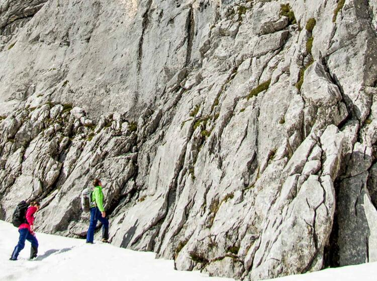Kletterkurs An Der Alpspitze In Garmisch