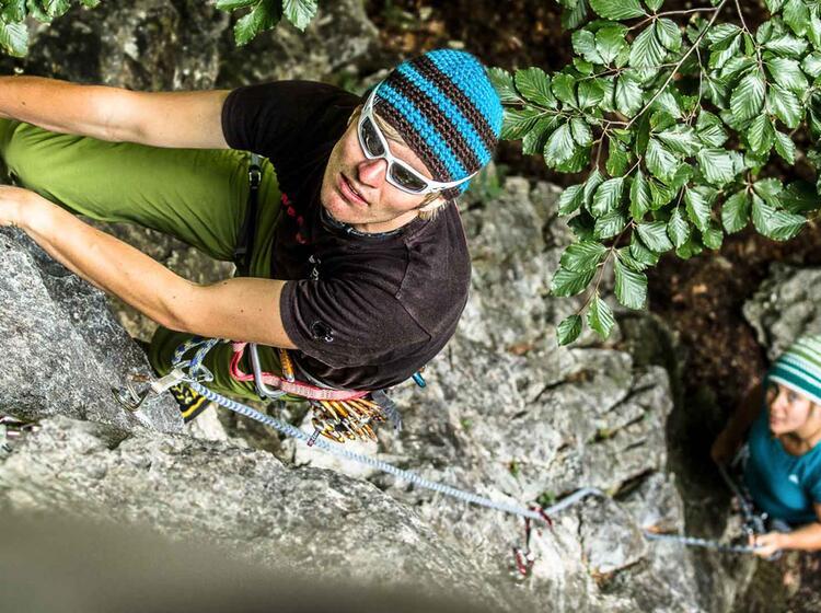 Kletterkurs Fuer Einsteiger In Muenchen