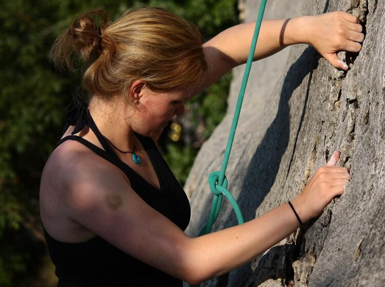 Kletterkurs Gardasee Alpinschule