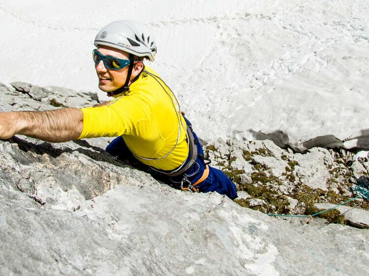 Kletterkurs In Garmisch