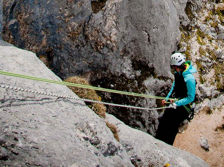 Kletterkurse Am Gardasee Mit Der Alpinschule