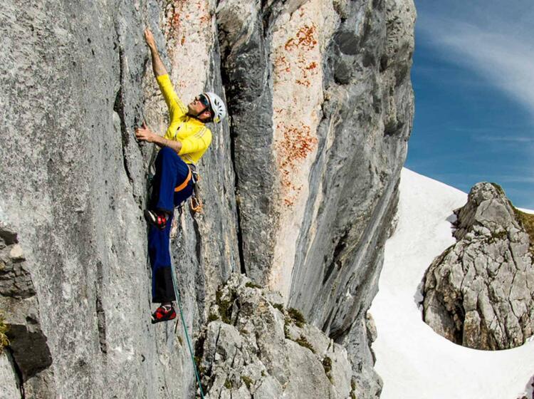 Klettern Lernen In Muenchen