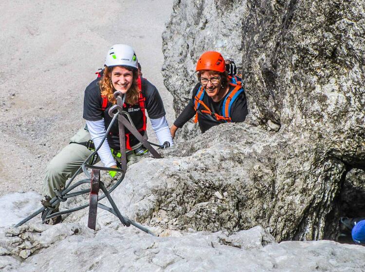 Klettersteig An Der Zugspitze Stopselzieher