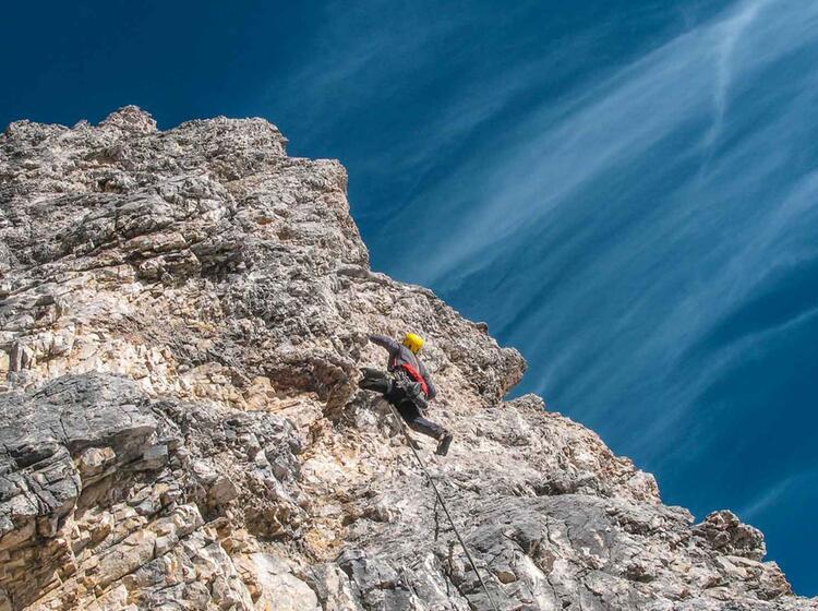 Kletterwoche Dolomiten Mit Bergfuehrer