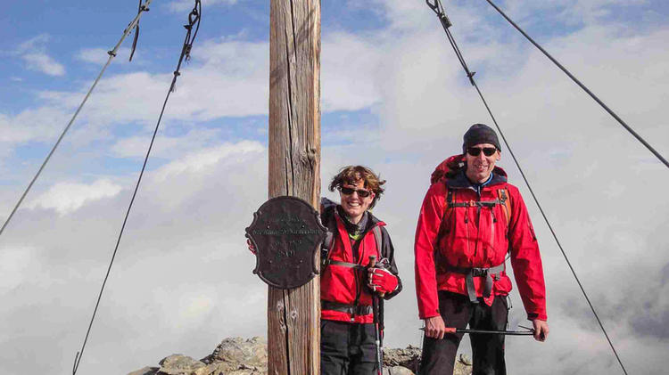 Manfred Beier Ist Gepruefter Bergwanderfuehrer