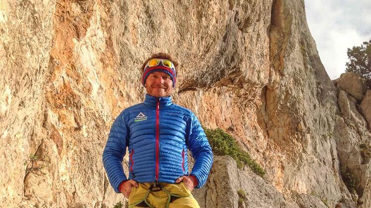 Marcel Rossbach Ist Bergfuehrer Im Wallis Und In Der Schweiz