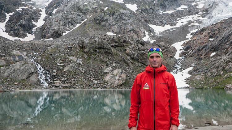 Markus Arndt Bergwanderfuehrer Am Dachstein