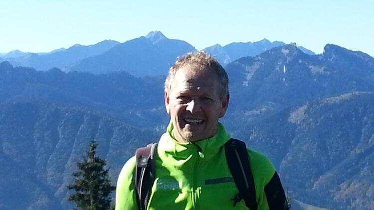 Martin Werner Bergwanderfuehrer In Garmisch
