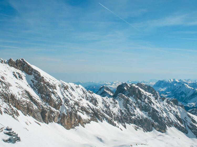 Neue Welte Freeride Klassiker An Der Zugspitze