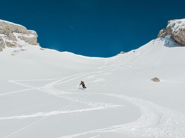 Skitour Rofan