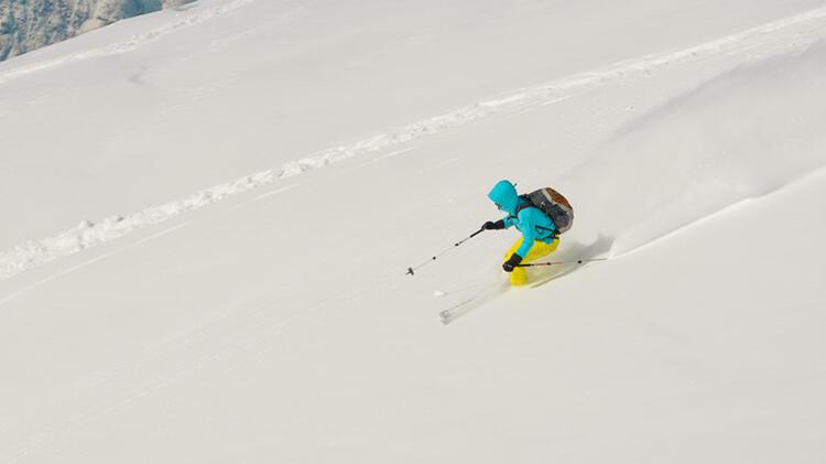 Skitouren Abfahrt Der Extraklasse In Den Hohen Tauern