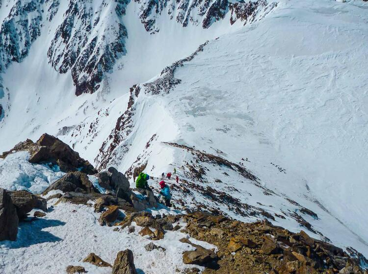 Skitouren Fu Hrung Venter Runde