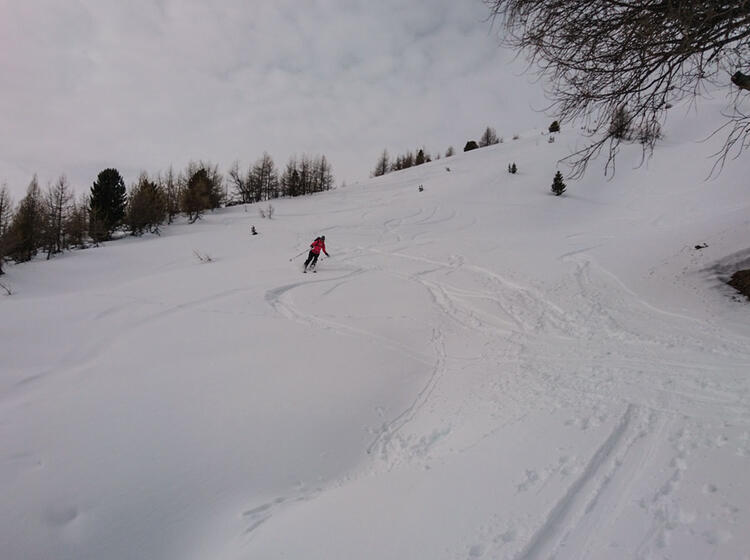 Skitouren Gehen Lernen Mit Bergfuehrer In Livigno