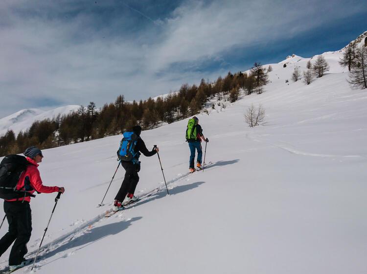 Skitouren Kurs In Livigno