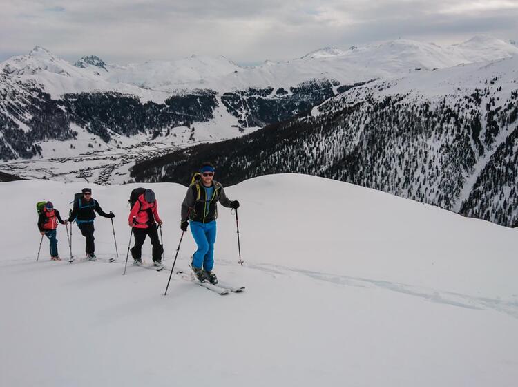 Skitouren Kurs Mit Bergfuehrer