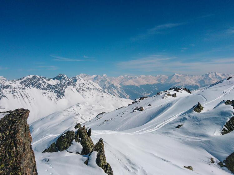 Skitouren Kurs Rund Um Livigno