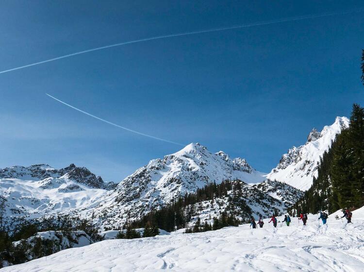 Skitouren Mo Glichkeiten Im Lechtal