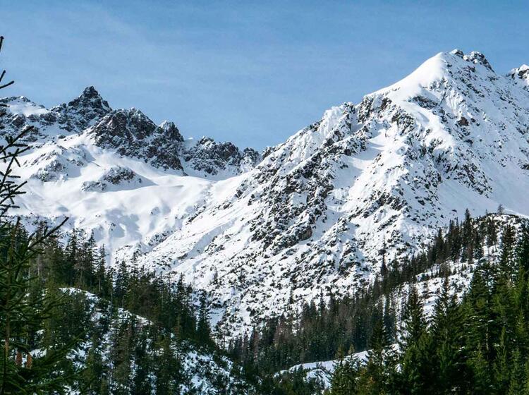 Skitouren Rund Um Das Lechtal