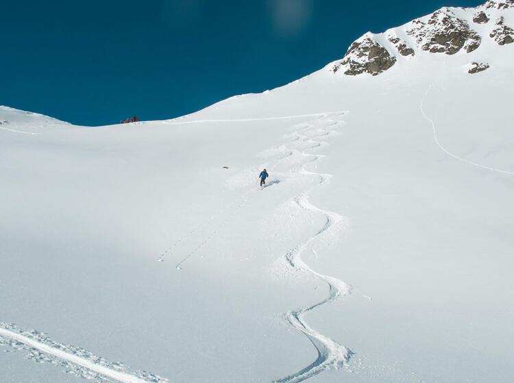 Skitourenwoche In Der Silvretta Heidelberger Hu Tte