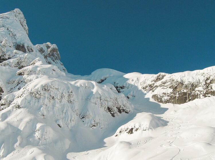 Tiefschneekurs Und Skitour