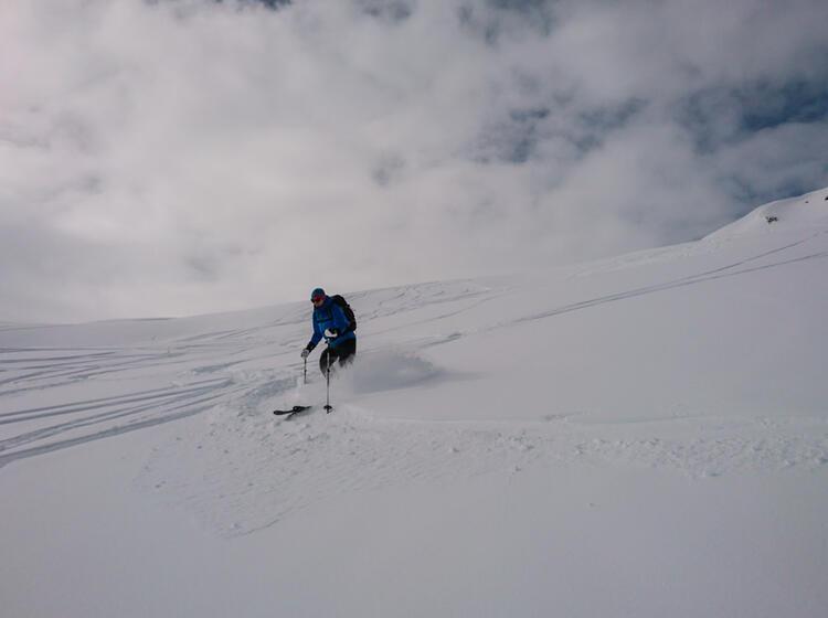 Tiefschneekurse Mit Skilehrer 1