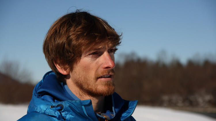 Tobias Zehetmeier Bergfuehrer An Der Zugspitze
