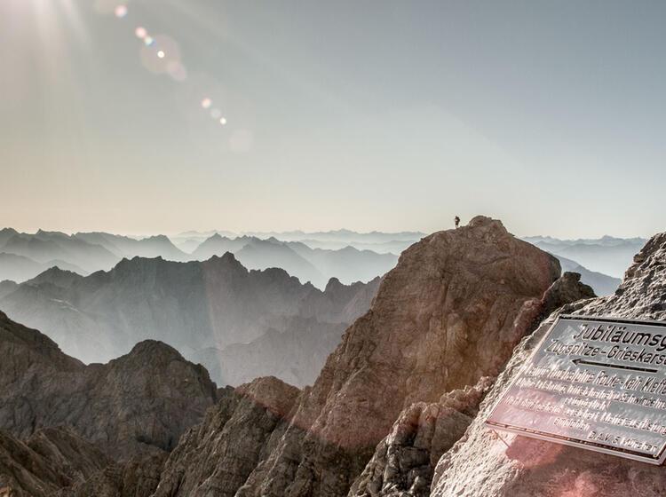Traumhafte Und Anspruchsvolle Klettersteigtour Jubilaeumsgrat Mit Bergfuehrer